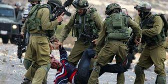 تحرکات ارتش صهیونیستی در جنوب فلسطین اشغالی