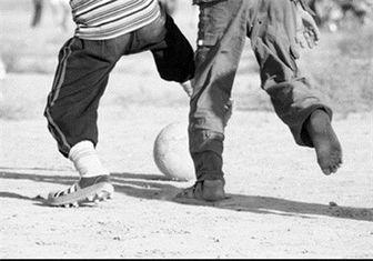 نخستین فوتبالیستهای ایرانی + عکس