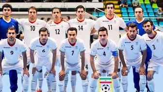 لیست بازیکنان تیم ملی فوتسال اعلام شد