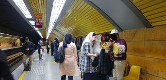 علت وقوع اختلال در حرکت قطارها در خط ۲ و ۵ مترو