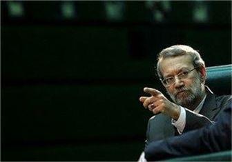 لاریجانی: هیات نظارت بر قرارداد با توتال نظارت خواهد داشت