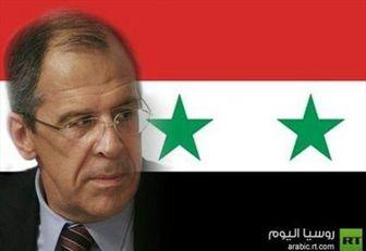 جدیدترین اظهار نظر لاوروف درباره سوریه