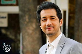 بی حاشیه ترین مجری تلویزیون درکنار «ابراهیم حاتمی کیا»/ عکس