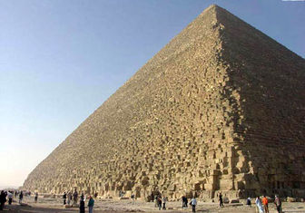 کشف مقبرهای ۴۴۰۰ ساله در نزدیکی اهرام مصر+تصاویر