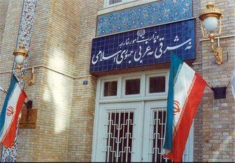 واکنش وزارت خارجه به زبان درازی بن سلمان
