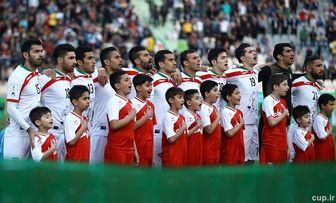 زمان بازی ایران و کره مشخص شد