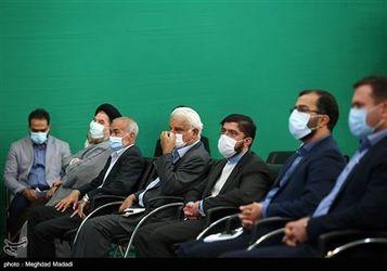 دیدار نمایندگان ادوار مجلس با سید ابراهیم رئیسی