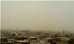 وضعیت هوای کلانشهر اراک در شرایط ناسالم قرار دارد