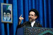 ابوترابیفرد؛ خطیب جمعه این هفته تهران