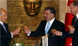 احداث خط لوله گاز بین ترکیه و رژیم صهیونیستی