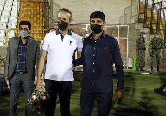 واکنش سر مربی شاهین بندر عامری به 4 تایی شدن مقابل پرسپولیس