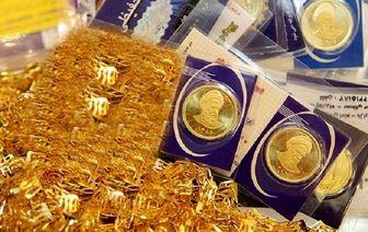نرخ سکه و طلا در ۳۰ دی