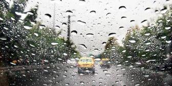 پیش بینی باران یک هفتهای در ۱۰ استان