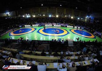 تاریخ رقابتهای کشتی قهرمانی آسیا اعلام شد