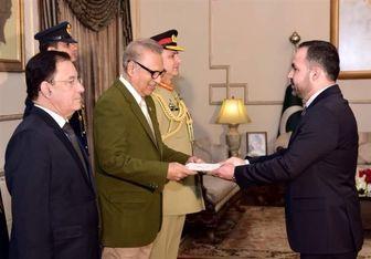 آغاز به کار رسمی سفیر جدید افغانستان در اسلامآباد