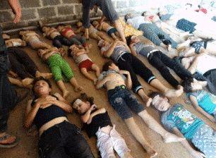 اسرائیل دستور حملات بیشتر شیمایی در سوریه را صادر کرده است