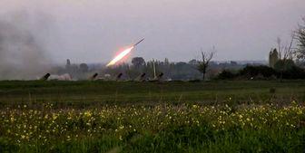 قره باغ جنگنده «سوخو-25» باکو را ساقط کرد