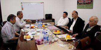 تشکیل جلسه هیئت مدیره پرسپولیس