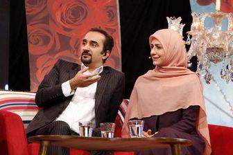 سوتی در برنامه زنده شبکه 1 /فیلم