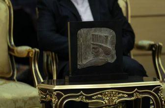 «سرباز هخامنشی» به موزه ملی ایران می آید