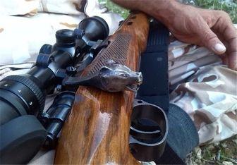 شکارچیان غیرمجاز در استان گلستان دستگیر شدند