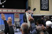 پخش مشروح دیدار موکب داران عراقی با رهبر انقلاب از تلویزیون