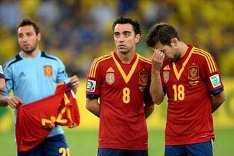 برترین هافبک تاریخ اسپانیا خداحافظی کرد