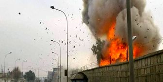 انفجار شدید در مناطق غربی بغداد