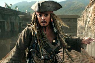 حضور دوباره «جانی دپ» در دزدان دریایی کارائیب؟/ عکس