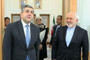 دبیرکل سازمان جهانی گردشگری با ظریف دیدار کرد