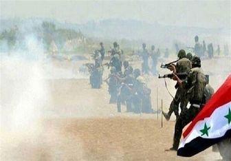 درگیری شدید نیروهای سوری با تروریست ها
