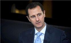 رایزنی نماینده سازمان ملل با بشار اسد