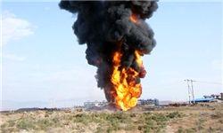 انفجار یک خط لوله گاز در جنوب غرب پاکستان