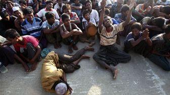 دیفتری جان 9 آواره روهینگیایی را گرفت