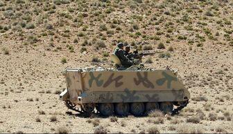 آماده باش نظامیان تونس در مرز لیبی