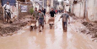 جزئیات خسارت سیل به راهها و واحدهای مسکونی