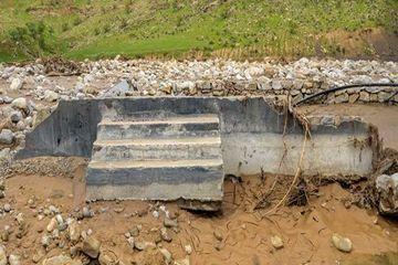 توسط گروههای جهادی؛ روستای کاملا تخریب شده «چم حسین» بازسازی میشود