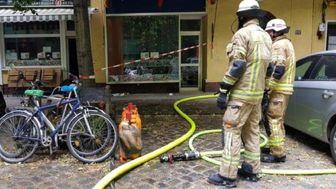 آتشسوزیهای مشکوک در آلمان