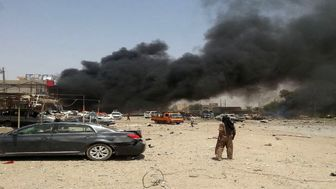 وقوع انفجار انتحاری در کرکوک و زخمی شدن دو نیروی عراقی