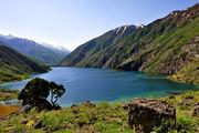 ممنوعیت ورود گردشگر به دریاچه گهر