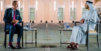 دیدار فرستاده رژیم صهیونیستی با وزیر خارجه امارات