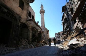 شمال حلب سوریه  منفجر شد