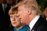 مرکل: دیگر نمیتوان به ابر قدرتی آمریکا تکیه کرد