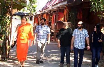 جواد عزتی با «چهار انگشت» در کامبوج
