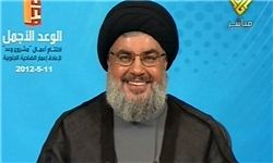 قدردانی سیدحسن نصرالله از کمک های ایران برای بازسازی لبنان