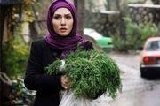 خانم بازگیر: آرزو میکنم دست دشمن از کشورم دور باشد