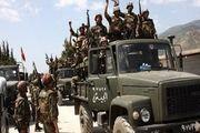 عملیات ارتش سوریه برای پاکسازی جنوب دمشق از داعش