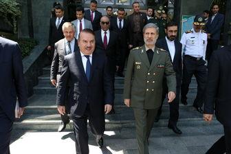 ثبات عراق در امتداد امنیت ما قرار دارد