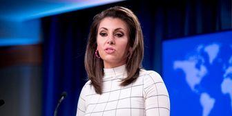 دروغ بزرگ سخنگوی وزارت خارجه آمریکا درباره تحریم نبودن ایران!