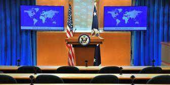 واشنگتن برنامهای برای عادیسازی روابط دیپلماتیک با دولت سوریه ندارد